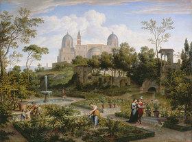 Joseph Anton Koch: Santa Maria Maggiore in Rom