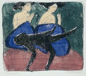 Ernst Ludwig Kirchner: Cake-Walk