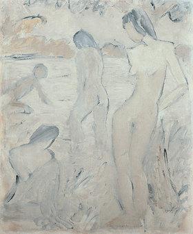 Otto Müller: Badende
