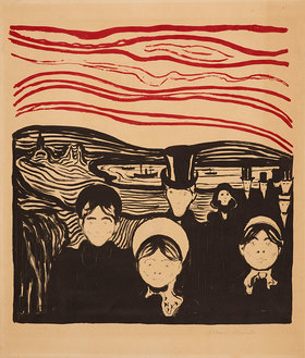 Edvard Munch: Angst