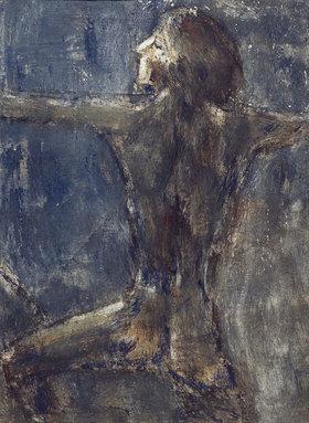 Christian Rohlfs: Der Bogenschütze