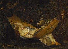 Gustave Courbet: Die Hängematte
