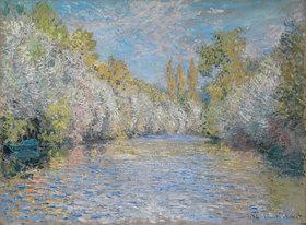 Claude Monet: Der Yerres bei Montgeron