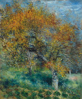Auguste Renoir: Der Birnbaum (Le Poirier)