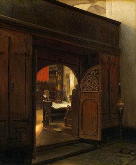 Andreas Achenbach: Kloster Cappenberg