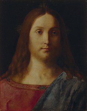 Francesco Bissolo: Salvator Mundi