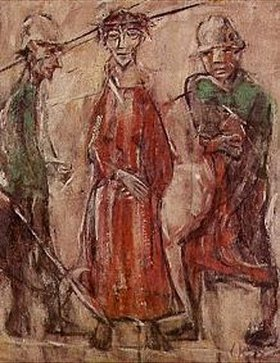 Christian Rohlfs: Ecce Homo