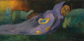 Paul Gauguin: Der Traum. Tahiti