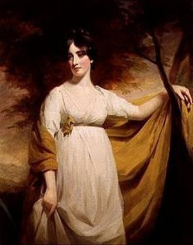 Sir Henry Raeburn: Mrs. John Campbell of Kilberry