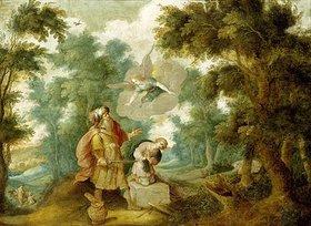 Frans Francken II.: Die Opferung Isaacs