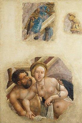 Albrecht Altdorfer: Ein badendes Paar