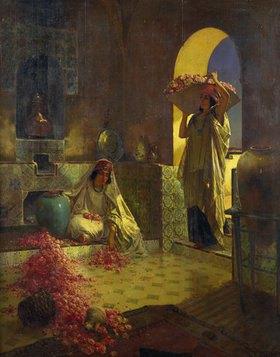 Rudolph Ernst: Rosenernte