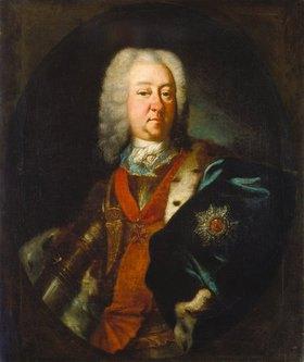 Deutsch: Herzog Eberhard Ludwig von Württemberg