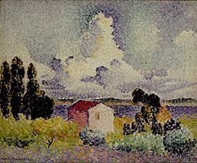 Henri Edmond Cross: Die Wolke