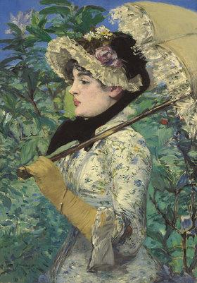 Edouard Manet: Jeanne (Frühling)