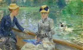 Berthe Morisot: Sommertag (Summer's Day)