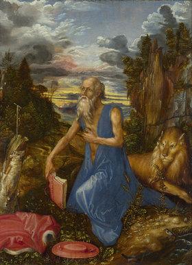 Albrecht Dürer: Der heilige Hieronymus
