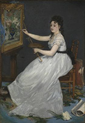 Edouard Manet: Eva Gonzalès