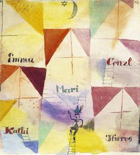 Paul Klee: Der bayrische Don Giovanni