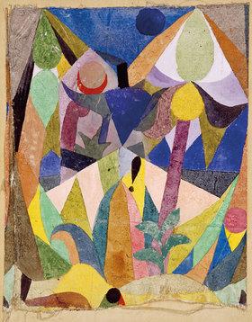 Paul Klee: Mildtropische Landschaft