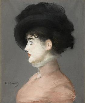 Edouard Manet: Porträt von Irma Brunner