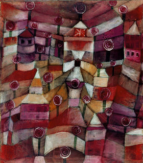 Paul Klee: Rosengarten