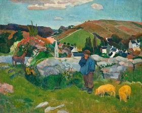 Paul Gauguin: Der Schweinehirt