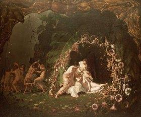 Richard Dadd: Die schlafende Titania