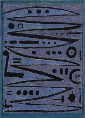 Paul Klee: Heroische Bogenstriche
