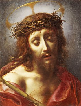 Carlo Dolci: Christus als Schmerzensmann