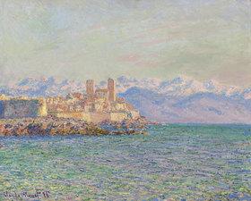 Claude Monet: Antibes, Le Fort