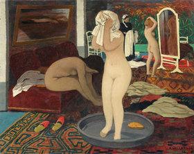 Felix Vallotton: Frauen bei der Toilette