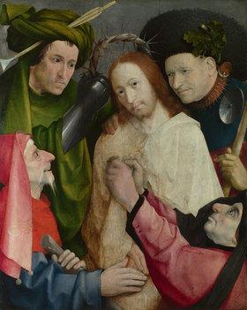 Hieronymus Bosch: Die Verspottung Christi