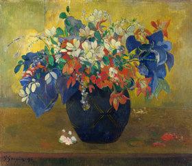 Paul Gauguin: Blumen in einer Vase