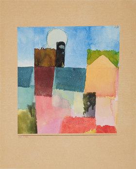 Paul Klee: Mondaufgang (St. Germain)