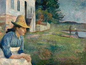 Edvard Munch: Abend