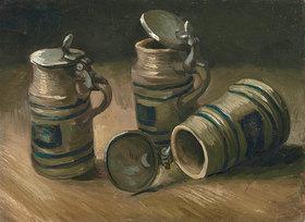 Vincent van Gogh: Die Bierkrüge