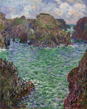 Claude Monet: Port-Goulphar, Belle-Île
