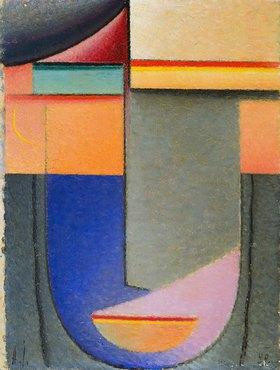 Alexej von Jawlensky: Abend. 1929