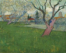 Vincent van Gogh: Obstgarten mit Blick auf Arles