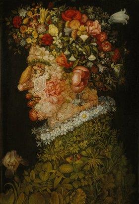 Giuseppe Arcimboldo: Der Frühling