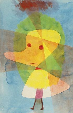 Paul Klee: Kleiner Gartengeist