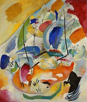 Wassily Kandinsky: Improvisation 31 (Seeschlacht)