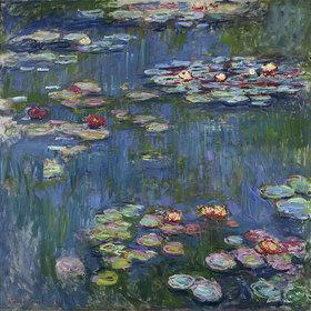 Claude Monet: Nympheas - Seerosen