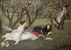 James Jacques Tissot: Frühling
