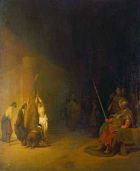 Aert de Gelder: Christus an der Geißelsäule