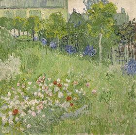 Vincent van Gogh: Der Garten Daubignys
