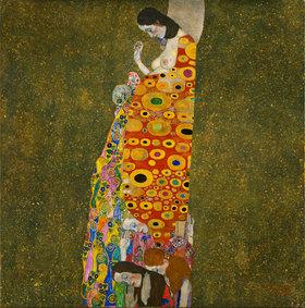 Gustav Klimt: Die Hoffnung II