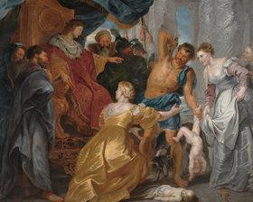 Peter Paul Rubens: Das Urteil des Königs Salomo