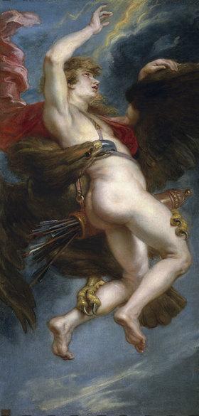 Peter Paul Rubens: Die Entführung des Ganymedes